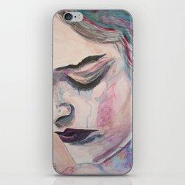 L`encre de tes Yeux iPhone Skin