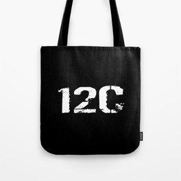 12C Bridge Crewmember Tote Bag
