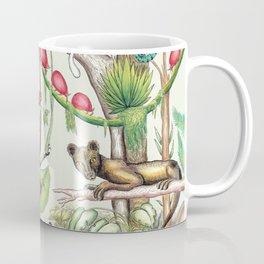 Endemic Species of Madagascar Coffee Mug