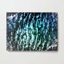 π Blue Tureis Metal Print