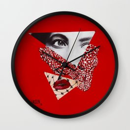 Imitation of Love Wall Clock