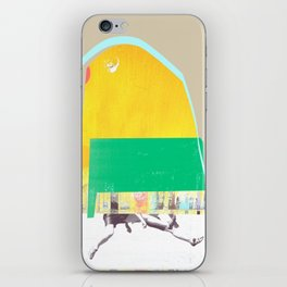 Hell of a Grave iPhone Skin