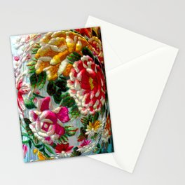 Chintz Egg Stationery Cards