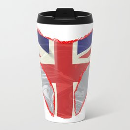 Union Jack Knickers Travel Mug