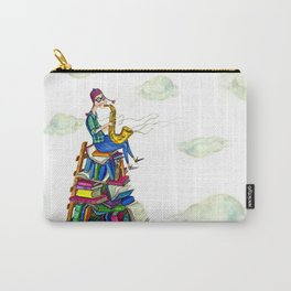 Jazzy books Carry-All Pouch