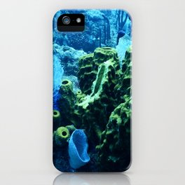 plongee iPhone Case