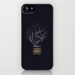 Hush - Buffy - Variant iPhone Case