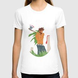 Lumberjack Blues T-shirt