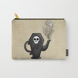 Coffin Teapot Carry-All Pouch