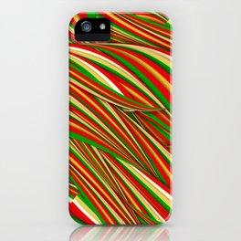 Lov Xmas iPhone Case