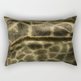 Differences Between Giraffees Rectangular Pillow
