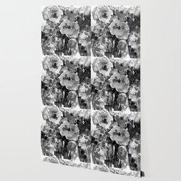 Floral Enchantment No.17D by Kathy Morton Stanion Wallpaper