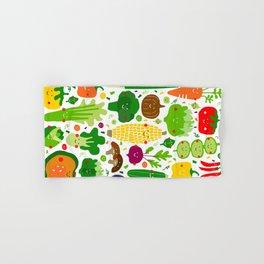 Eat your greens! Hand & Bath Towel