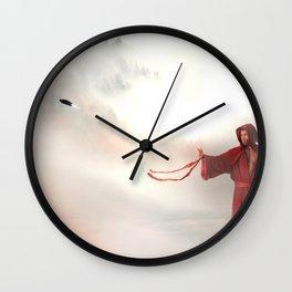 Rhesus Wall Clock