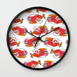 Cheep Cheep NoNo Wall Clock