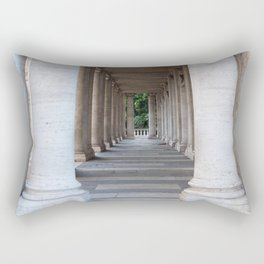 Roman colomns Rectangular Pillow