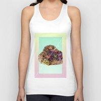 mineral Tank Tops featuring Mineral Love by Danny Ivan