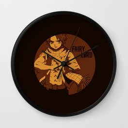 Fairy Nats Wall Clock