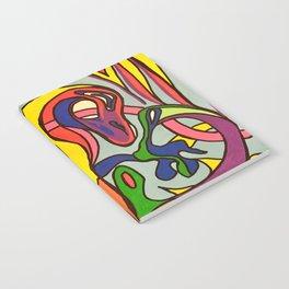 The snake garden Notebook