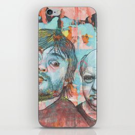 Tenacious D - This Is Just A Tribute, To The Greatest Band In The World iPhone Skin