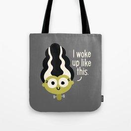Bride Hair Day Tote Bag