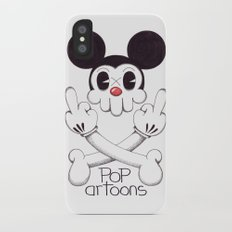 Skulltoons Nr.5 iPhone X Slim Case