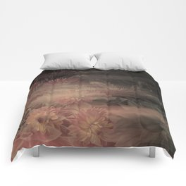 Floral Antique Comforters