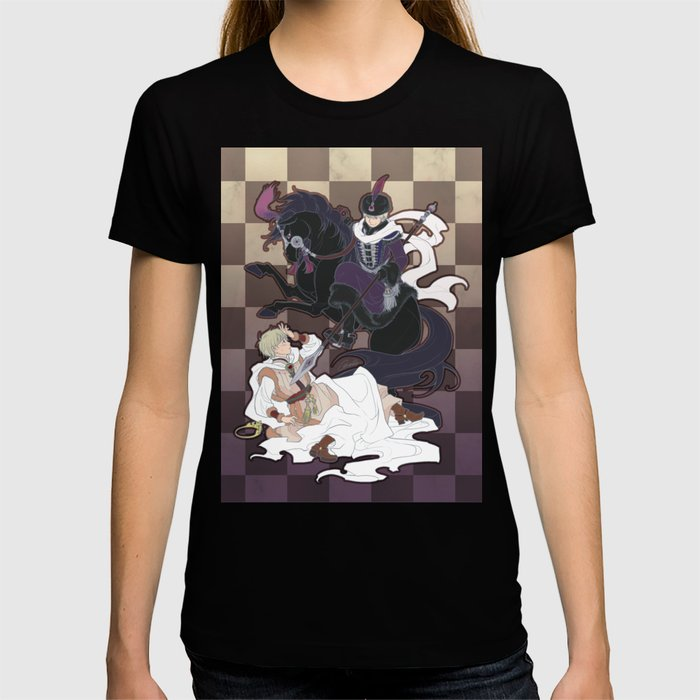 The Game of Checkmate T-shirt