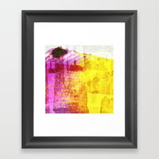 incognito Framed Art Print
