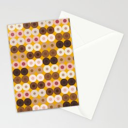 Breast Wishes (mustard) Stationery Cards