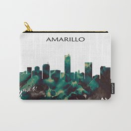 Amarillo Skyline Carry-All Pouch