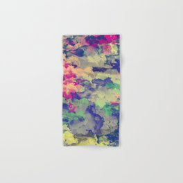 Abstract painting X 0.3 Hand & Bath Towel