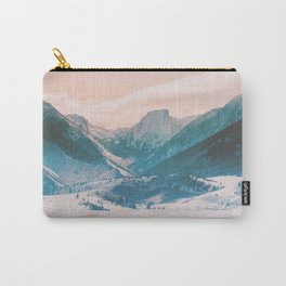 Keep Your Face to the Sun Carry-All Pouch
