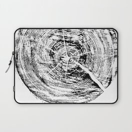 Fragment pine Laptop Sleeve