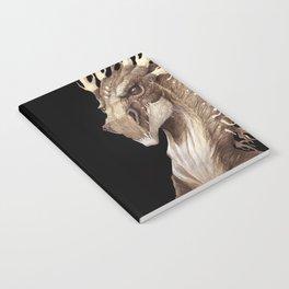 Dragon Portrait Notebook