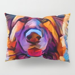 German Shepherd 8 Pillow Sham