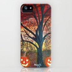 Happy Halloween iPhone (5, 5s) Slim Case