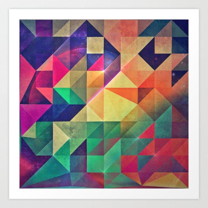 tww lyng Art Print