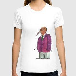 Suit up Kiwi T-shirt