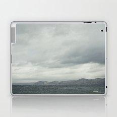 Grey seascape Laptop & iPad Skin