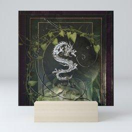 Chinese dragon Mini Art Print