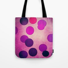 Wine Bubbles Tote Bag