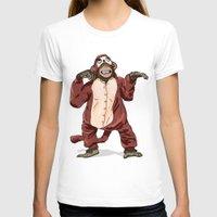 onesie T-shirts featuring Monkey Onesie by Alex Terry