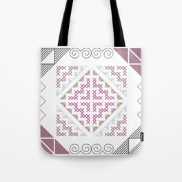 Tribal Hmong Design Tote Bag