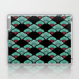 Turquoise Night Laptop & iPad Skin