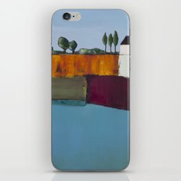 On The Precipice of the Fall iPhone Skin