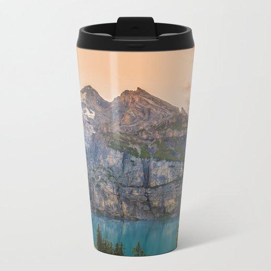 A Piece of Paradise Metal Travel Mug