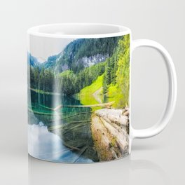 Greenlake Mt. Rainier National Park Coffee Mug