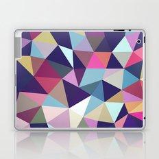 Dark Garden Tris Laptop & iPad Skin