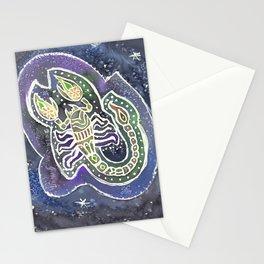 Zodiac Collection: Scorpio Stationery Cards